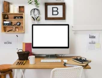 Consejos para convertir un espacio de tu casa en oficina